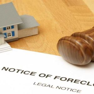 commercial foreclosure