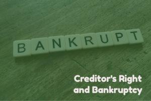 Creditors rights