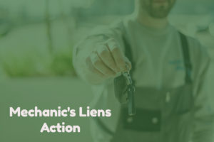 Illinois Mechanics lien